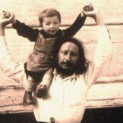 Pavel Aleksandrovič Florenskij con la figlia