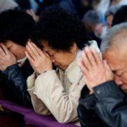 Chiesa in Cina