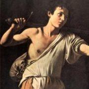 Michelangelo, Davide uccide Golia