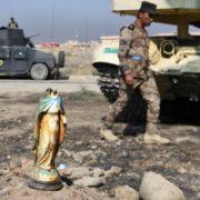 Cristiani a Mosul