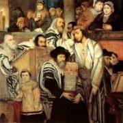 Maurycy Gottlieb, Yom Kippur