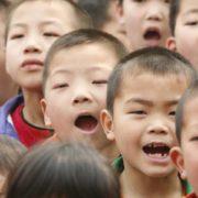 bambini esclusi dalle chiese