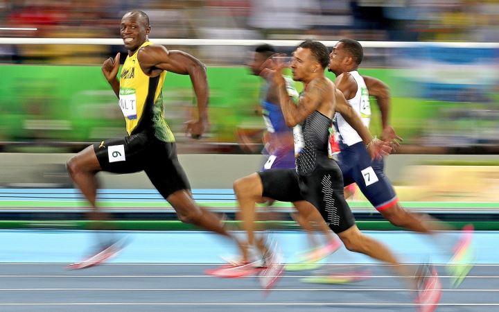 Atletica: scatta l'ultimo Mondiale di Bolt