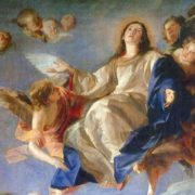 glorificazione di Maria