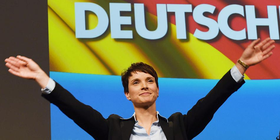Germania: Frauke Petry lascia l'Afd