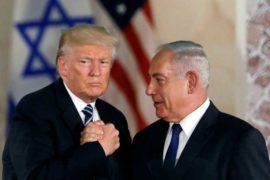 Trump e Netanyahu