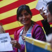 preoccupazione delle comunità cattoliche della Catalogna