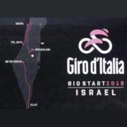 Giro 2018 in Israele