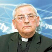 Mons. Tadeusz Pieronek, ex segretario della Conferenza episcopale polacca