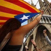 proclamazione dell'indipendenza della Catalogna