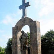 Monumento a Giovanni Paolo II, Ploërmel