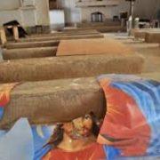 crescente aggressione islamista contro il cristianesimo