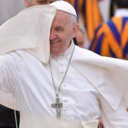 sostegno del papa