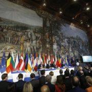 Il 25 marzo scorso, i leader dei paesi dell'Unione Europea (UE) hanno firmato una dichiarazione congiunta con l'impegno di ritrovare il coraggio dei Padri fondatori e di condividere il sogno comune.