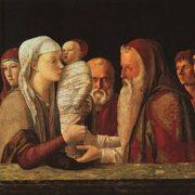 Giovanni Bellini, Presentazione al tempio, Galleria Querini Stampalia, Venezia