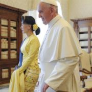 comunità cattolica del Myanmar