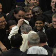 preti con il papa