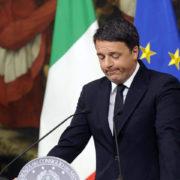al leader del Pd, Matteo Renzi, si addice la solitudine