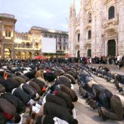 ondata di migranti musulmani
