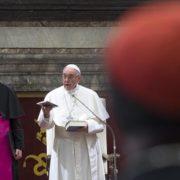 discorso del papa per gli auguri alla curia