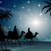 La festa dell'Epifania è caratterizzata dalla luce