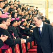 questione della Chiesa in Cina