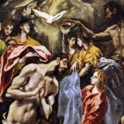 battesimo el greco