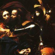 Caravaggio, Cattura di Cristo