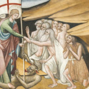 Gesù, discesa agli inferi