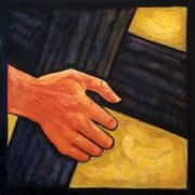 Gesù morente sulla croce