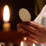 celebrazione dell'eucaristia
