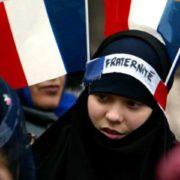 giovane musulmana