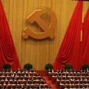 XVIII Congresso nazionale del partito comunista cinese