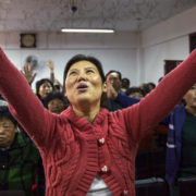 Cina: Self-styled Christians
