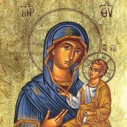 Vaccarella, Icona e preghiera