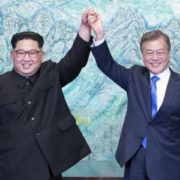peace process between the two Koreas