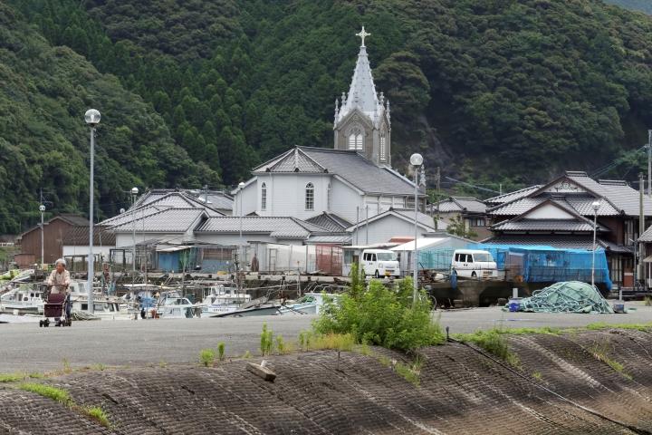 chiesa di sakitsu
