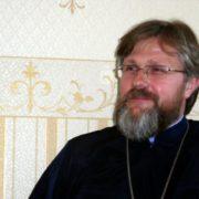 Nicola Danilevich, incaricato della comunicazione per il Santo Sinodo della Chiesa ortodossa ucraina fedele al Patriarcato di Mosca