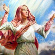 rapporto di Maria con la Trinità