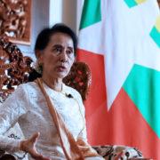 Aung San Suu Kyi, Myanmar
