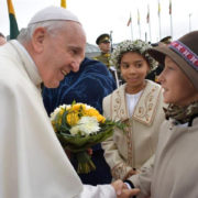 Paesi Baltici, papa Francesco