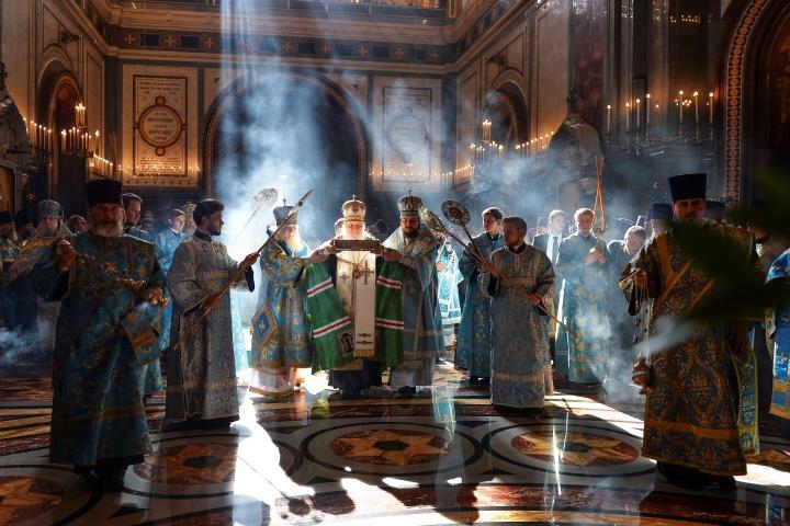 liturgia ortodossa