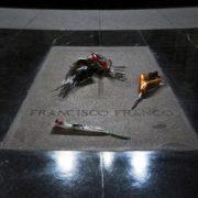 Tomba di Francisco Franco nella Valle dei Caduti a Madrid