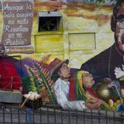 ultima omelia murales