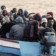 Decreto sicurezza, migranti