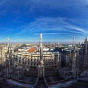 Milano Duomo Città