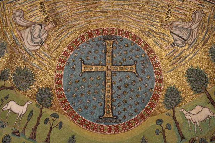 """Résultat de recherche d'images pour """"san clemente croce gloriosa"""""""