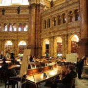Congress Library DC