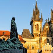Jan Hus Memoria Prague