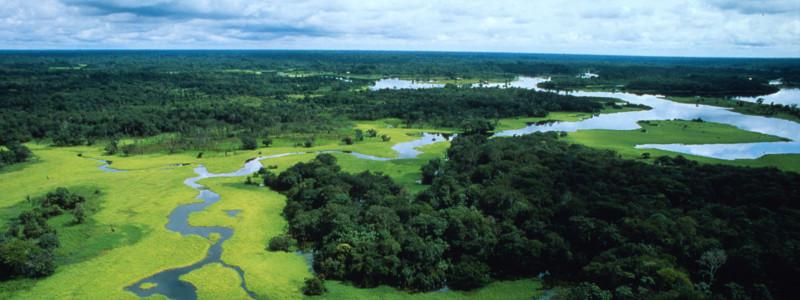 Chiesa in Amazzonia